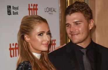 Paris Hilton ja Chris Zylka