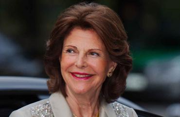 Ruotsin kuningatar Silvia