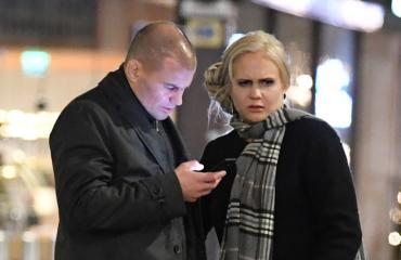 Petra Olli ja Indrek-rakas eksyivät Helsingin yössä.