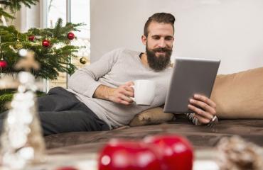 Hipsterit eivät noudata jouluperinteitä.