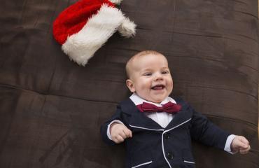 Joululapset ovat mukavampia.