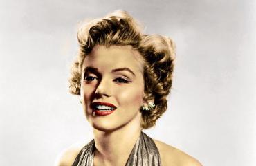Marilyn on klassinen kaunotar.