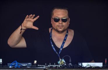 suomalainen dj Alex Kunnari