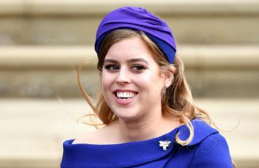 Ison-Britannian prinsessa Beatrice