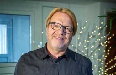 Heikki Silvennoisen seurue herätti huomiota.