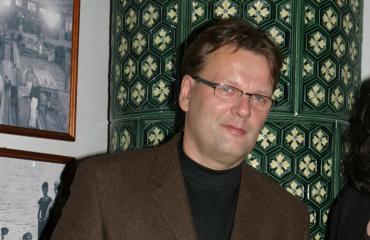 Veikko Lesonen rikastui it-buumin aikana.