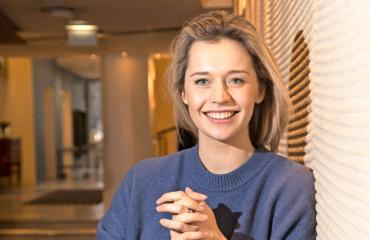 Mia Ehrnrooth perusti sukkabisneksen.