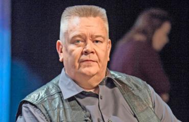 Aki Palsanmäki sai suru-uutisen.