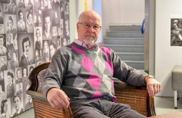 Päiviö Pyysalo tuotti aikoinaan Tenavatähti-ohjelman.