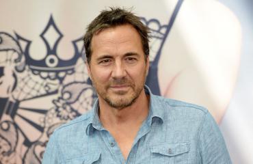 Thorsten Kaye on näytellyt Ridge Forresteria Kauniit ja rohkeat -sarjassa vuodesta 2013.