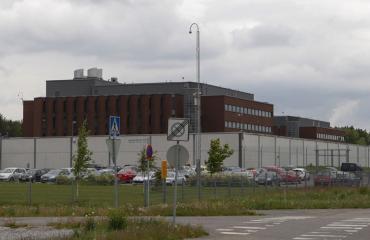 Dopingaineet katosivat Saramäen vankilasta.