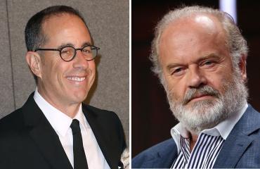 Jerry Seinfeld ja Kelsey Grammer