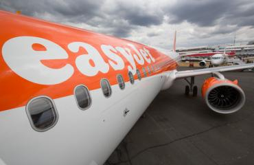 EasyJetin lentoa uhattiin pommilla.