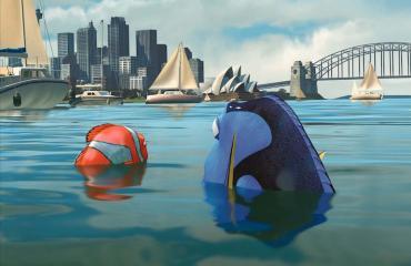 Nemoa etsimässä-elokuvasta tuli melkein todellisuutta.