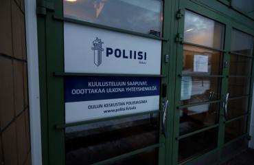 Oulun poliisi selvittää seksuaalirikoksia.