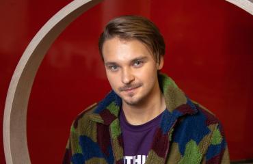 Roope Salminen lähti lemmenlomalle Putous-kaunottaren kanssa.