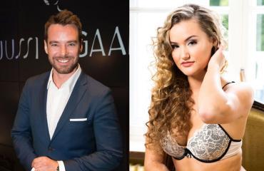 Mikko Leppilampi ja Beata Papp tutustuivat Helsingin yössä.