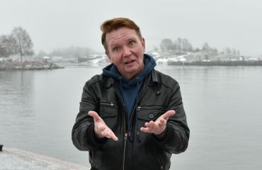Mikko Rasila sai ex-mieheltään apua.