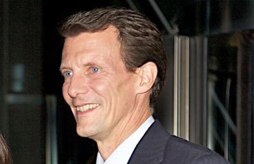 Tanskan prinssi Joachim