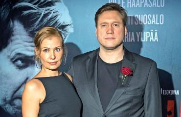 Laura Tuomarila ja Samuli Edelmann