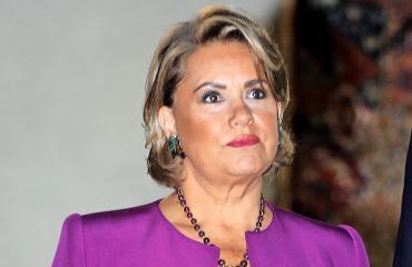 Luxemburgin suurherttuatar Maria Teresa