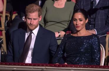 Prinssi Harryn ja Meghanin lapsen nimeä veikataan.