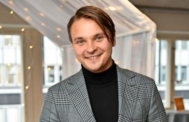 Roope Salminen tavoitettiin kesken lemmenloman.