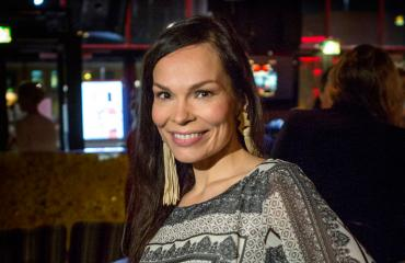 Saija-Reetta Kotirinta kommentoi miehensä rikoshistoriaa.