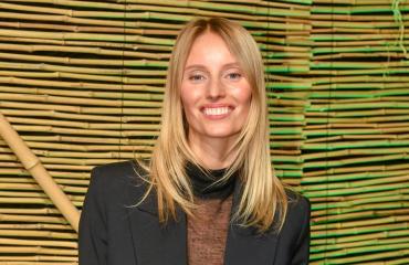 VIlma Bergenheim laihtui Selviytyjät-kuvauksissa.