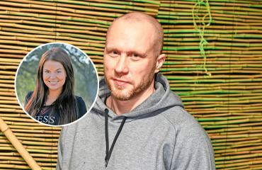 Hannes Hyvönen ja Netta Suikkanen asuvat Töölössä.
