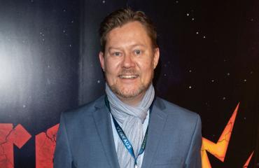 Pertti Salovaara vietti iltaa naisystävänsä kanssa.