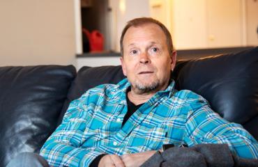Jussi Kinnunen on päihdeterapeutti.