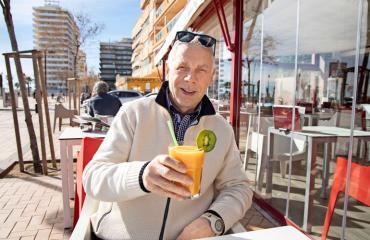 Kari Vepsä haaveilee muutosta Espanjaan.