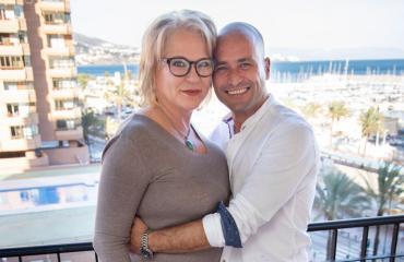 Johanna Karjunen haaveilee ravintolan perustamisesta rakkaansa kanssa.