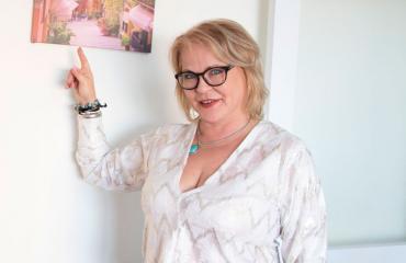 Johanna Karjunen löysi rakkaan Espanjasta.
