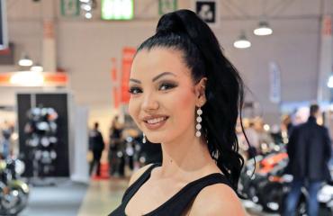 Olivia Myllylä sijoittui ensimmäiseksi perintöprinsessaksi Miss MP 2019 -kauneuskilpailussa.