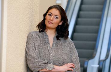 Jasmin Mäntylä sai haukkumaviestejä työpaikalle.
