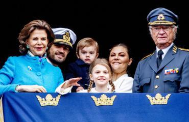 Ruotsin kuningashuoneen aarteet löydettiin.