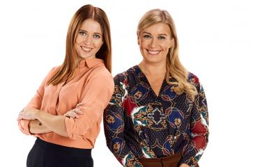 Nina Rahkola ja Kitsi Alm-Siira