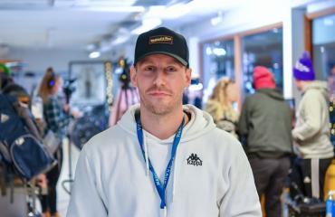 Niko Nousiainen yhdistettiin seksipommiin.