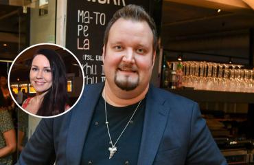 Sami Hedberg juhli synttäreitään.