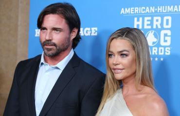 Hollywood-pari on ollut yhdessä vuoden.