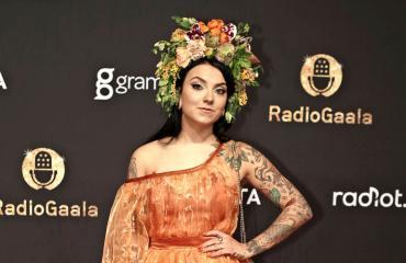Veronica Verho haluaa televisiojuontajaksi.