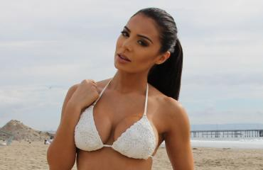 Sofia Belorf asuu Niko-rakkaansa kanssa Espanjassa.
