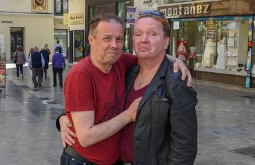 Mikko Rasila löysi vihdoin Marc-rakkaansa.