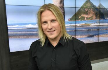 Sami Kuronen tulee hyvin toimeen ex-rakkaansa kanssa.