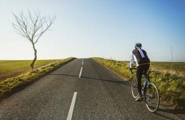 Pyöräilijät ärsyttävät.