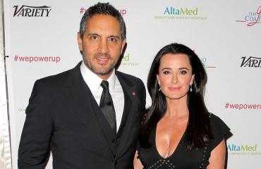 Mauricio Umansky ja Kyle Richards