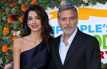 George Clooneyn Amal-vaimo on asianajaja.