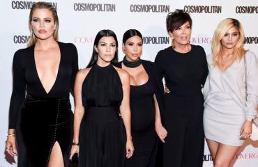 Kardashianit-sarjan uusin kausi starttasi.
